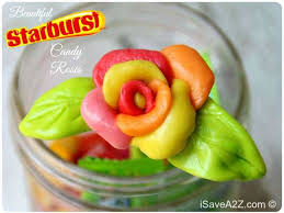 edible starburst candy roses isavea2z