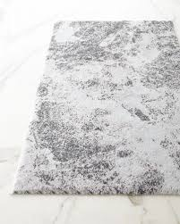 black and white bath rug google