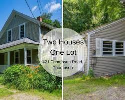 421 Thompson Rd, Thompson, CT 06277 MLS# 170221924 - Movoto.com