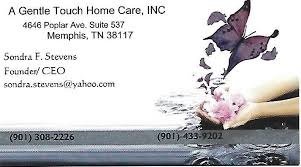 A Gentle Touch Home Care, INC - Posts   Facebook