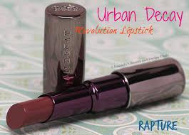 Revolution Lipstick by Urban Decay #4