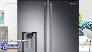 Sửa tủ lạnh Samsung đá rơi - Bảo Hành Tủ Lạnh Samsung