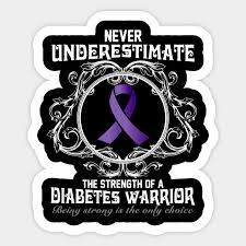 strength of a diabetes warrior diabetic