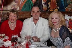 Monique Van Vooren Hosts Jacqueline Stone's Birthday At Chez Josephine