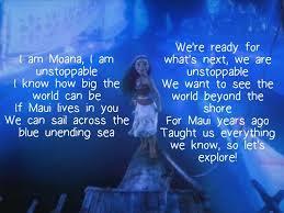 moana song lyrics com