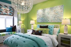 Refreshingly Trendy How To Add Green To The Kids Bedroom