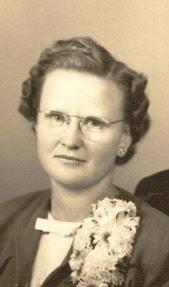Hilda Marie Johnson (Severtson) (1917 - 1998) - Genealogy