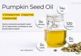 pumpkin seed oil health benefits and