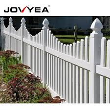 Decorative Modern Garden Pvc White Picket Fence Buy Pvc Fence Pvc Picket Fence Pvc White Picket Fence Product On Alibaba Com
