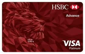 advance visa platinum credit card