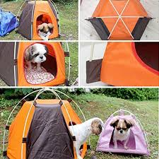 Portable Folding Camping Pet Tent Dog Cat Tent Hexagon Fence Shopee Philippines