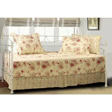 Greenland Home Fashions Antique Rose Daybed Set, 5-Piece Daybed-GL-WB0429DB  - The Home Depot
