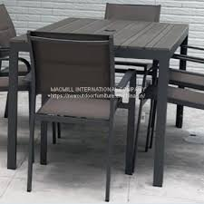 outdoor dinning set garden furniture