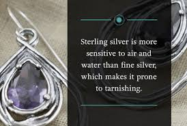 why choose sterling silver jewelry