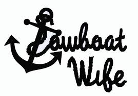 Towboat Wife Laptop Car Decal By P31wifedesigns On Etsy Family Decals Tow Boat Car Decals