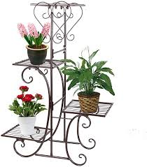moutik metal garden stands outdoor