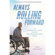 Always Rolling Forward - By Abdi Warsame (Paperback) : Target