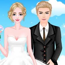 barbie wedding dressup and makeover game