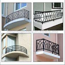 Hot Sales Simple Design Wrought Iron Balcony Railing China Manufacture Iso9001 Buy Wrought Iron B Balcony Railing Design Balcony Grill Design Railing Design