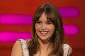 Felicity Jones on Graham Norton ...