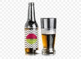 iced tea beer cocktail beer bottle