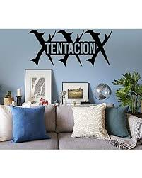 Dupercut Xxxtentacion Die Cut Large Vinyl Decal Poster Black Or White 24 Inches From Amazon Shefinds