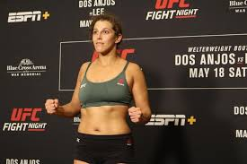 UFC Rochester Results: Felicia Spencer Upsets Megan Anderson with ...