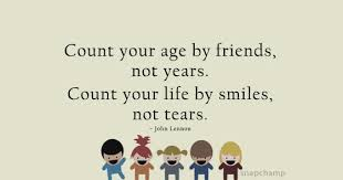 keep smiling and be friendly quotes