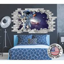 Shop Space Wall Decal 3d Effect Overstock 31510780
