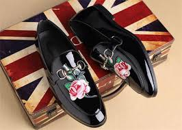 leather loafer shoes for mens moccasins