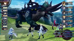Fairy Fencer F Advent Dark Force Gameplay Screenshots Ps4 Exclusive Jrpg 2015 Youtube