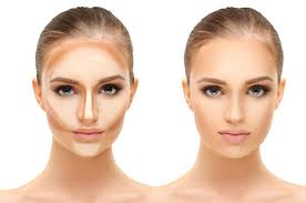 how to contour a wide nose with makeup
