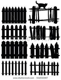 Image Result For Halloween Silhouette Clipart Free Cat On A Fence Halloween Silhouettes Free Cats Free Clip Art