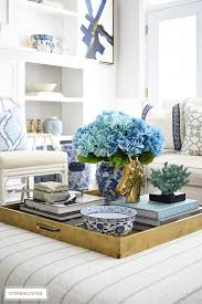 coffee table decorating styling tips