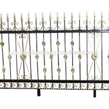 Cheap Wrought Iron Fence Window Grill Design Buy Iron Fence Iron Window Grill Design Wrought Iron Fence Cheap Product On Alibaba Com