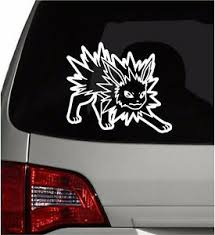 Wall Car 6 X 7 Pokemon 093 Haunter Window Vinyl Decal Sticker