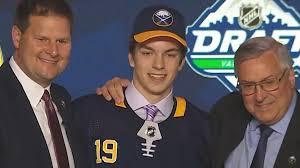 Sabres draft Ryan Johnson 31st overall