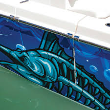 All About Vinyl Wrapping Your Boat Power Motoryacht