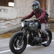 escape vehicle building a bmw r80rt to