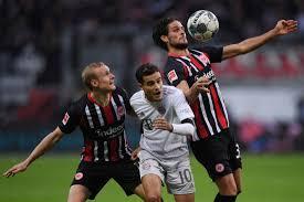 Айнтрахт - Бавария 5:1 видео голов и обзор матча чемпионата ...