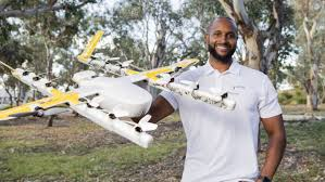 delivery drone pany wing to expand
