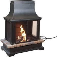 steel and slate propane gas
