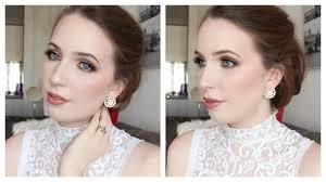 bridal makeup for blue eyes arna