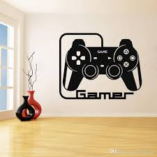 compre art play game controllers and quotes gamer pegatinas de
