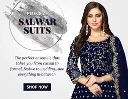 plus size indian clothing salwar