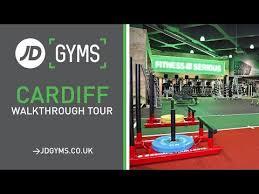 jd gyms cardiff walkthrough tour