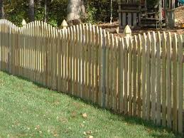 Sevierville Decorative Picket Fence Bryant Fence Company