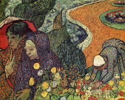 vincent van gogh memory of the garden