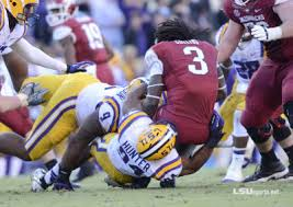 Ego Ferguson Bio - LSUsports.net - The Official Web Site of LSU ...