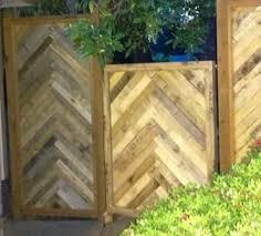70 Pallet Fence Diy Plans Cut The Wood